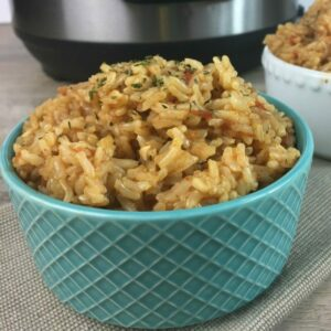 Instant Pot Spanish Rice Recipe