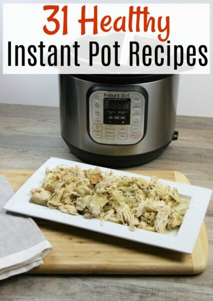 31 healthy instant pot recipes sidetracked sarah save forumfinder Gallery