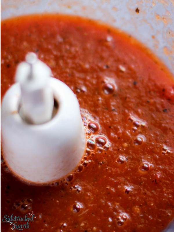 Slow Cooker Tomato Ravioli Soup