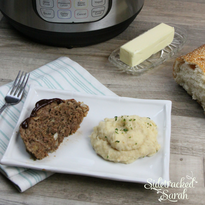 The Best Meatloaf Recipe for the Instant Pot