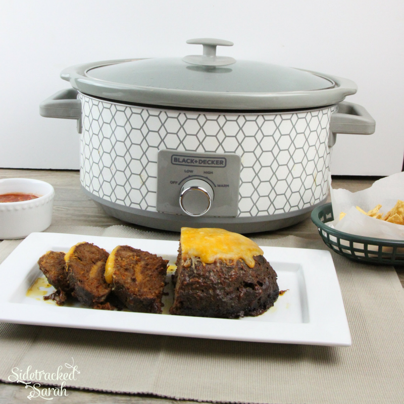 Slow Cooker Mexican Meatloaf
