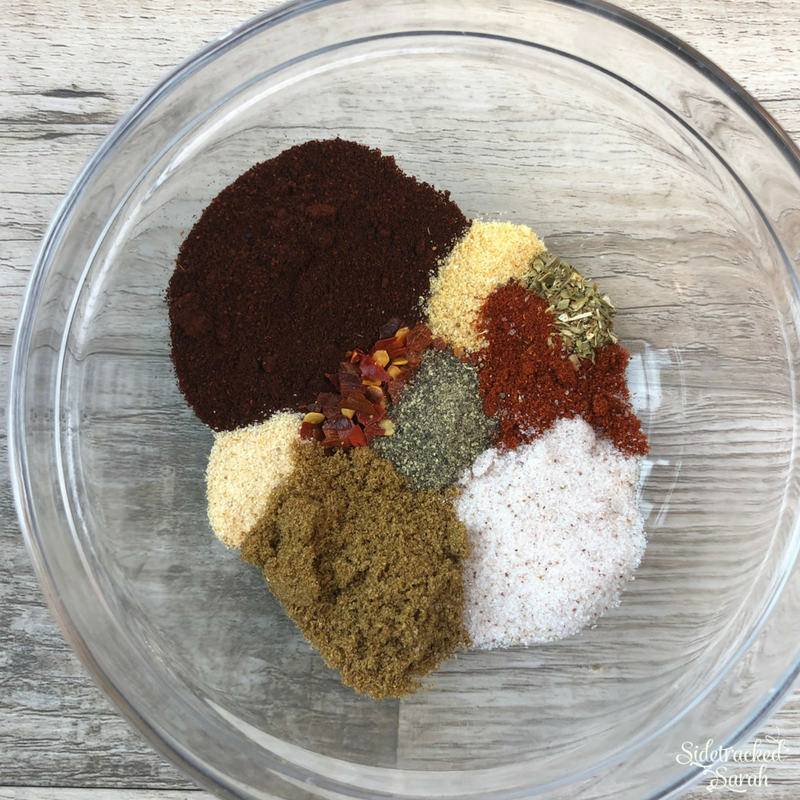 Homemade Taco Seasoning Recipe