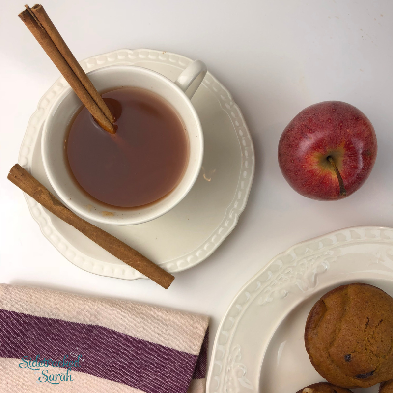 Instant Pot Hot Apple Cider