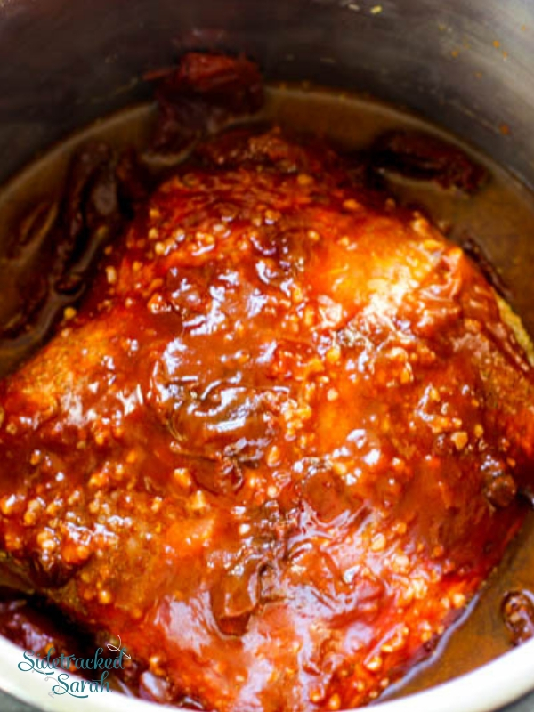 Instant Pot Pork Adobo is a savory, spicy, delicious meal that your family will love!
