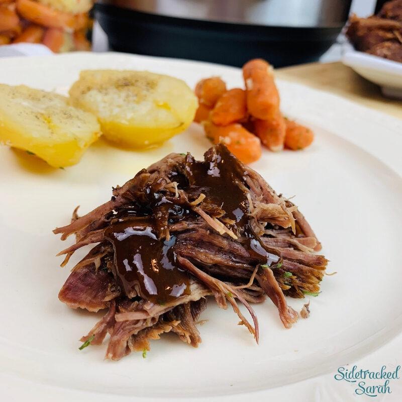 Instant Pot Roast Beef Recipe