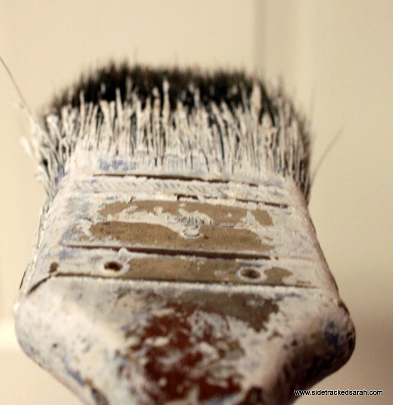 how to get varnish off paint brush